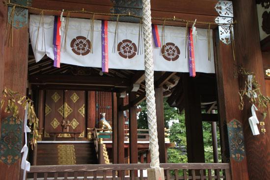 夏越(なごし)の大祓 今宮神社_e0048413_1424572.jpg