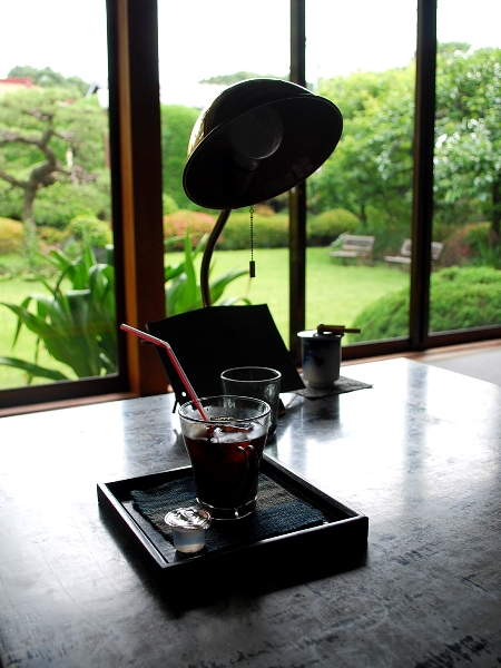 バイクでカフェ閑居へ_c0177814_23551482.jpg
