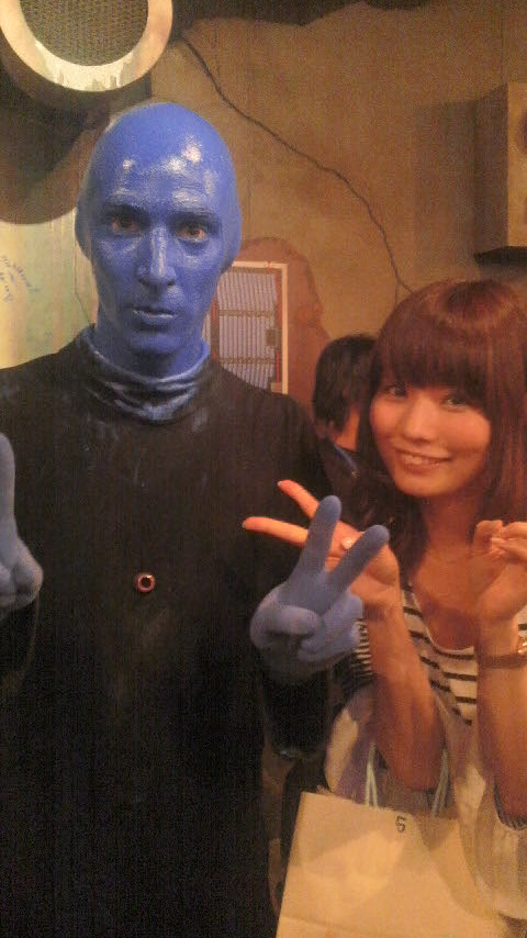 BLUEMAN in Tokyo!!_a0146017_2318629.jpg