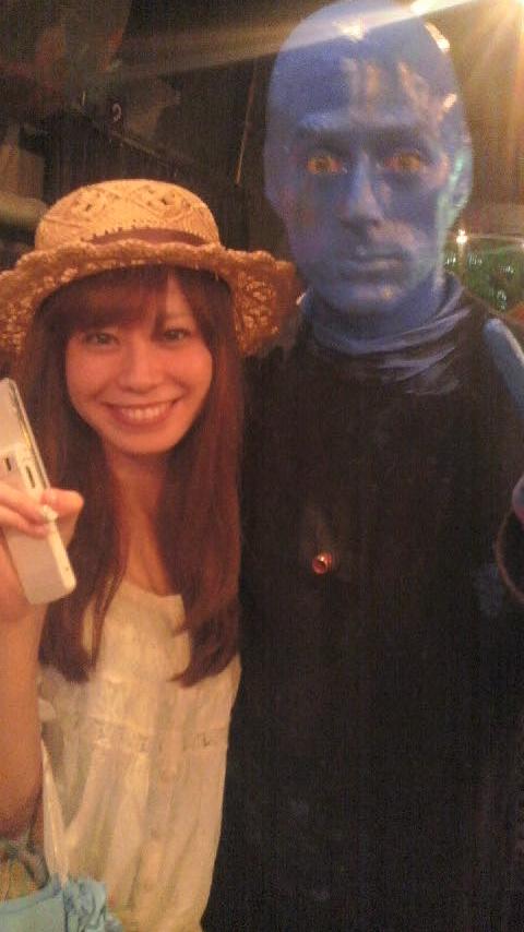 BLUEMAN in Tokyo!!_a0146017_2318660.jpg