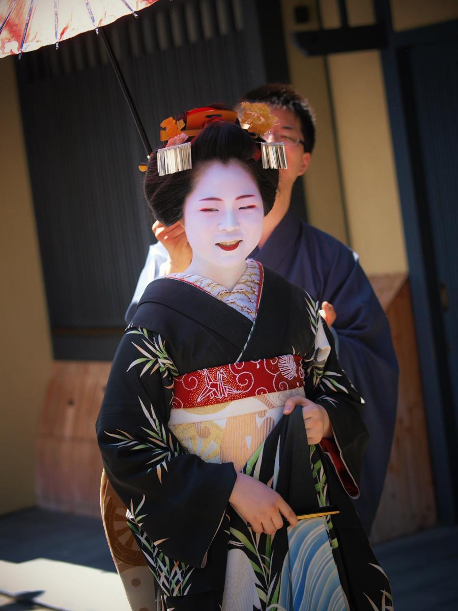舞妓Haaaan!!! でぶゅーどすえ_f0021869_2157472.jpg