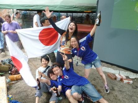 惜しかったなー、日本代表!_c0180686_1453793.jpg