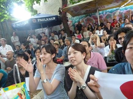 惜しかったなー、日本代表!_c0180686_152594.jpg