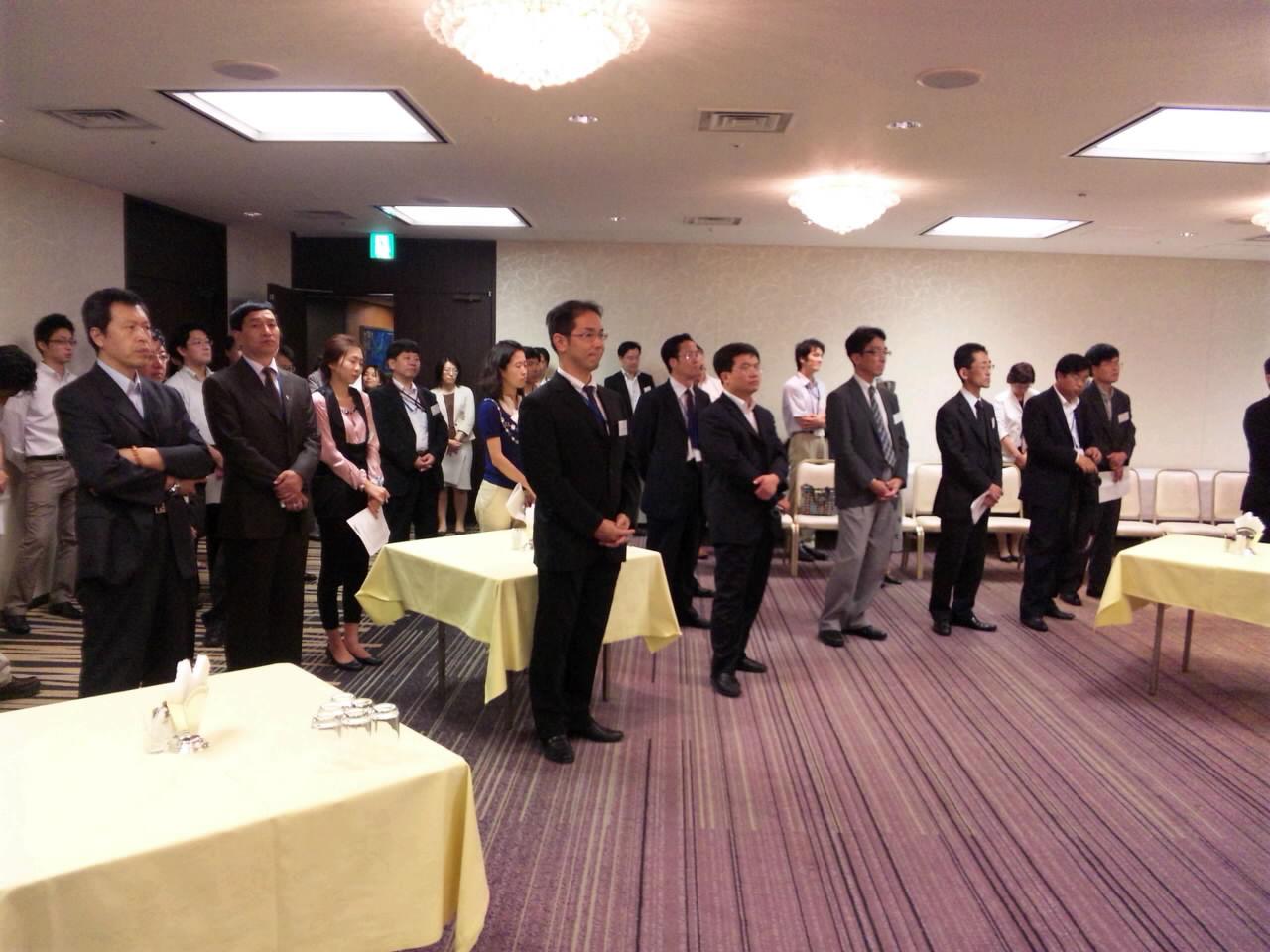 東京で開催された歓迎会その三_d0027795_18583015.jpg