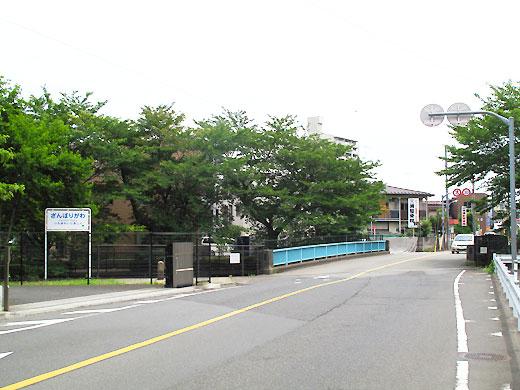柴崎分水(立川分水)(1)分水地点〜昭和記念公園まで_c0163001_0222733.jpg