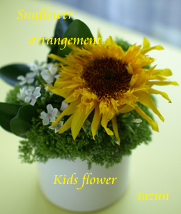 Sunflower☆_d0144095_9483789.jpg