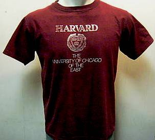 80\'S トリコタグ HARVARD Tシャツ!_c0144020_15591372.jpg