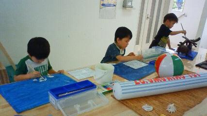 水曜日小学生クラス_b0187423_13455943.jpg