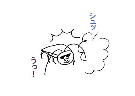 ゴキブリとの対決_d0156336_23503631.jpg
