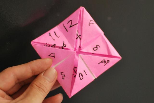 折り 折り紙:折り紙 パクパク 折り方-divulgando.net