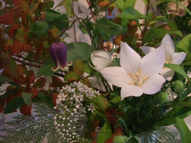 オークリーフ花の教室(松崎さんの作品)_f0049672_14215298.jpg