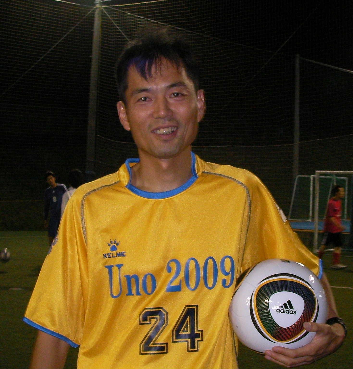 W杯公式球(JABULANI) 蹴ってきました!_a0059812_22322430.jpg