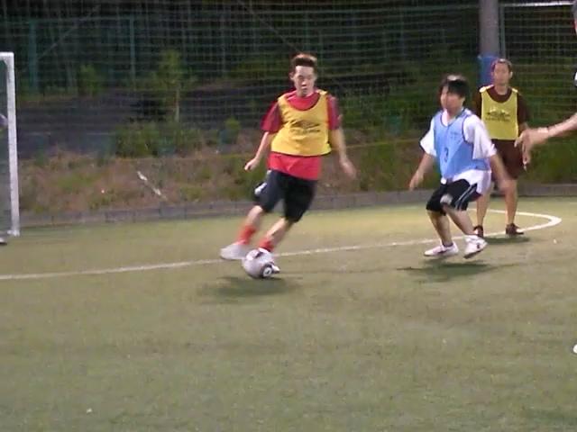 W杯公式球(JABULANI) 蹴ってきました!_a0059812_22362515.jpg