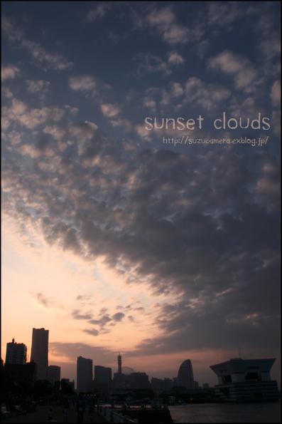 夕焼け雲_f0100215_1951560.jpg