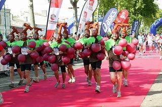 メドック・マラソン Marathon du Medoc@フランス ボルドー_d0113725_16143489.jpg