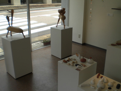 ギャラリーAs baku 「Group Exhibition part2」_e0118827_1753957.jpg