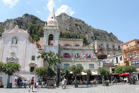 イタリア旅行 ~シチリア島・タオルミーナ~_b0189489_15423830.jpg