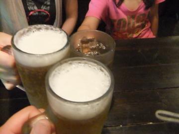 婚活フォーラムも含めて暑いからビール飲みイコー!!_c0226202_22525790.jpg