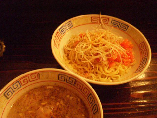 つけ麺@福仙楼_a0117520_1473243.jpg