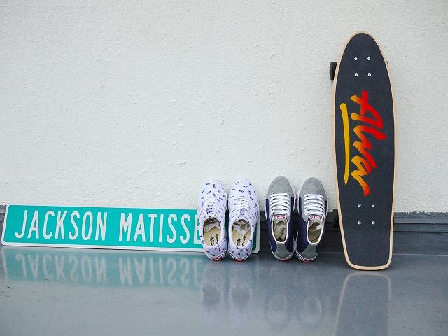 """ご予約開始 \""""LightnigBolt×JACKSON MATISSE Sneaker\""""_f0191324_210755.jpg"""