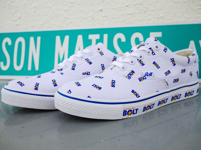 """ご予約開始 \""""LightnigBolt×JACKSON MATISSE Sneaker\""""_f0191324_271068.jpg"""