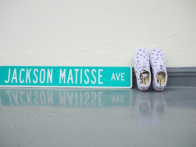 """ご予約開始 \""""LightnigBolt×JACKSON MATISSE Sneaker\""""_f0191324_272147.jpg"""