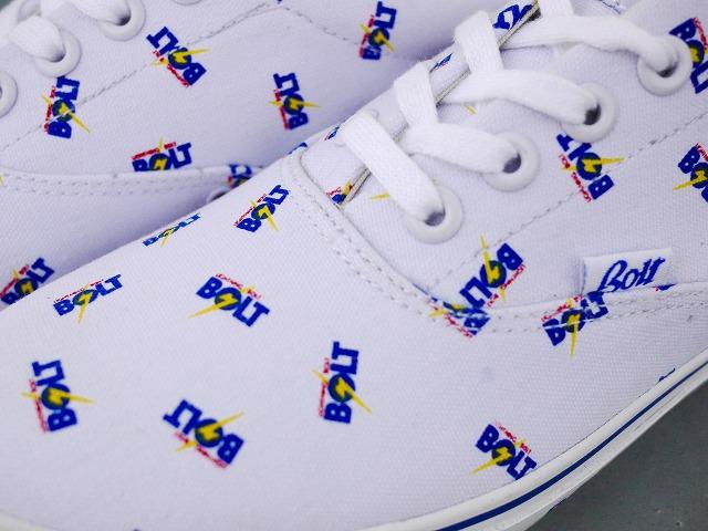 """ご予約開始 \""""LightnigBolt×JACKSON MATISSE Sneaker\""""_f0191324_273215.jpg"""