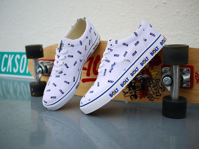"""ご予約開始 \""""LightnigBolt×JACKSON MATISSE Sneaker\""""_f0191324_27471.jpg"""