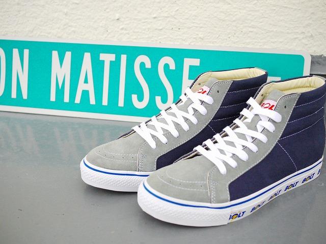 """ご予約開始 \""""LightnigBolt×JACKSON MATISSE Sneaker\""""_f0191324_283816.jpg"""