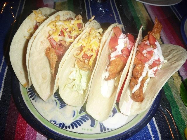 メキシコ料理 El Domingo Grande_b0054727_211995.jpg