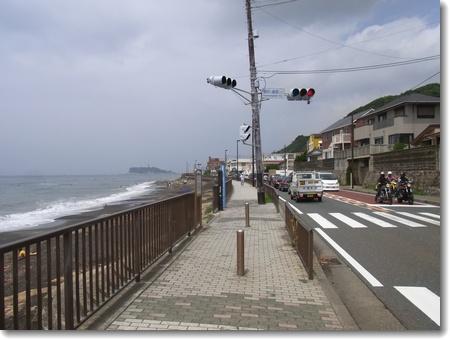 海街diary 鎌倉ツーリング 稲村ヶ崎+ナビチェック_c0147448_17151190.jpg