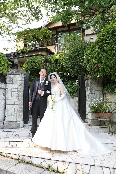 林 伸之様 幸花様ご結婚おめでとうございます♪_c0114560_15122143.jpg