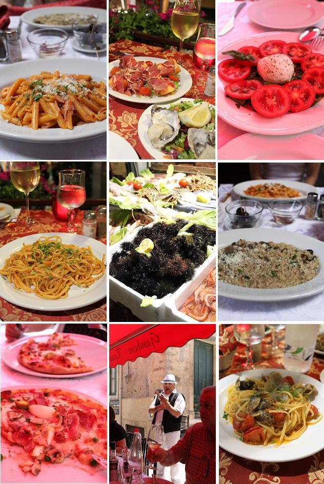イタリア旅行 ~タオルミーナでの食事~_b0189489_20275084.jpg