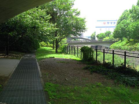 柴崎分水(立川分水)(2)昭和記念公園〜奥多摩街道まで_c0163001_032960.jpg