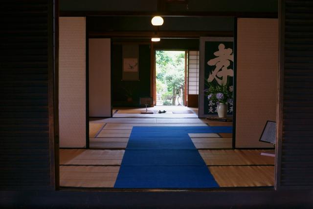 旧西尾家住宅の夏萩 (前)_e0177413_15121199.jpg