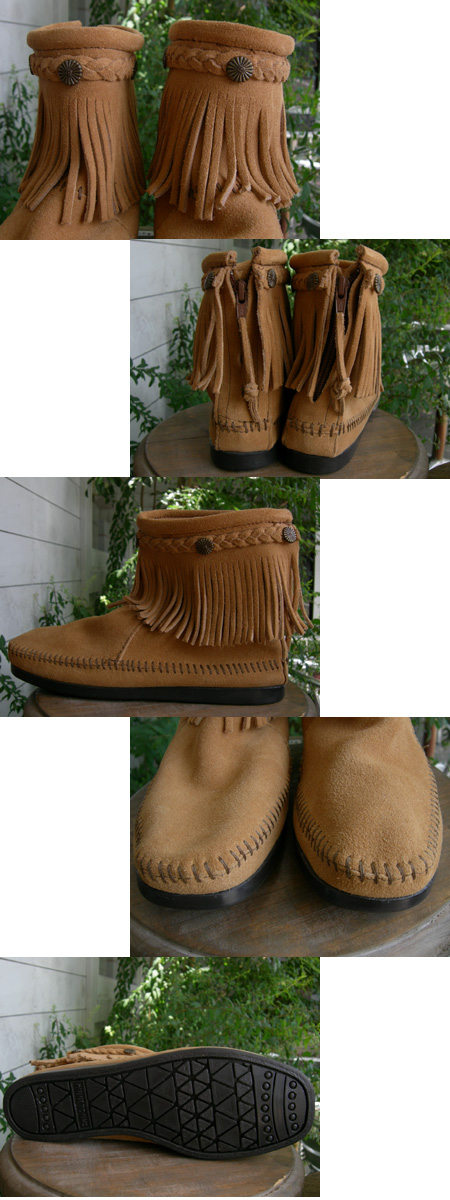 MINNETONKA HITOP BACKZIP BOOT_a0130646_1558656.jpg