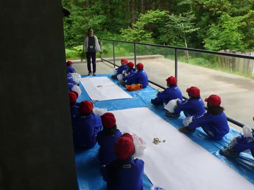 7月2日体験学習~篠田小学校2年生~_c0216068_15355229.jpg