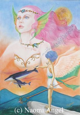 【第2弾】 非売品だったNaomi Angelの原画を特別に販売スタート!_f0186787_1431488.jpg