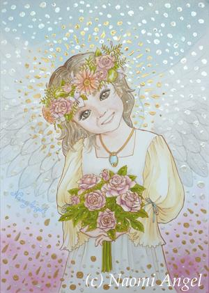 The Little Rose Angel - 小さなバラの天使 -_f0186787_1442748.jpg