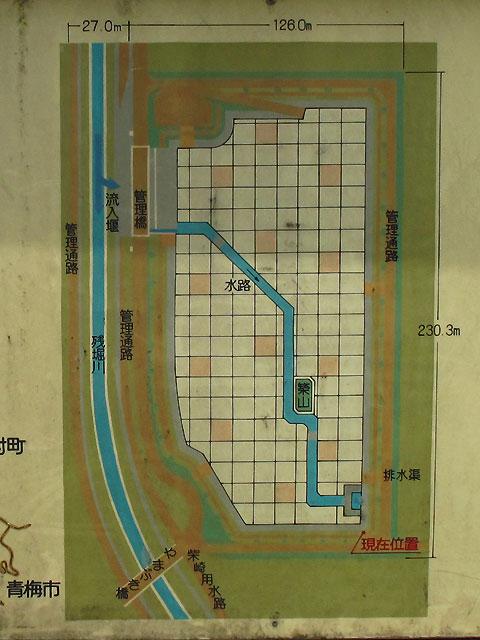 柴崎分水(立川分水)(2)昭和記念公園〜奥多摩街道まで_c0163001_01870.jpg