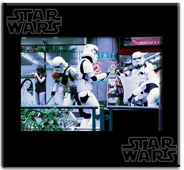 Storm Troopers  ★ June 20_e0166336_17453237.jpg
