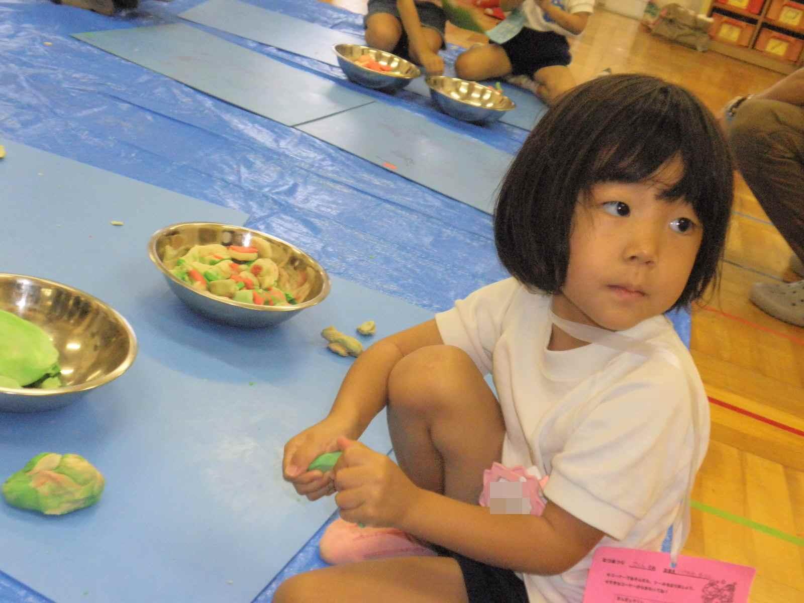 幼稚園の夏まつり。。。_f0096955_1271544.jpg