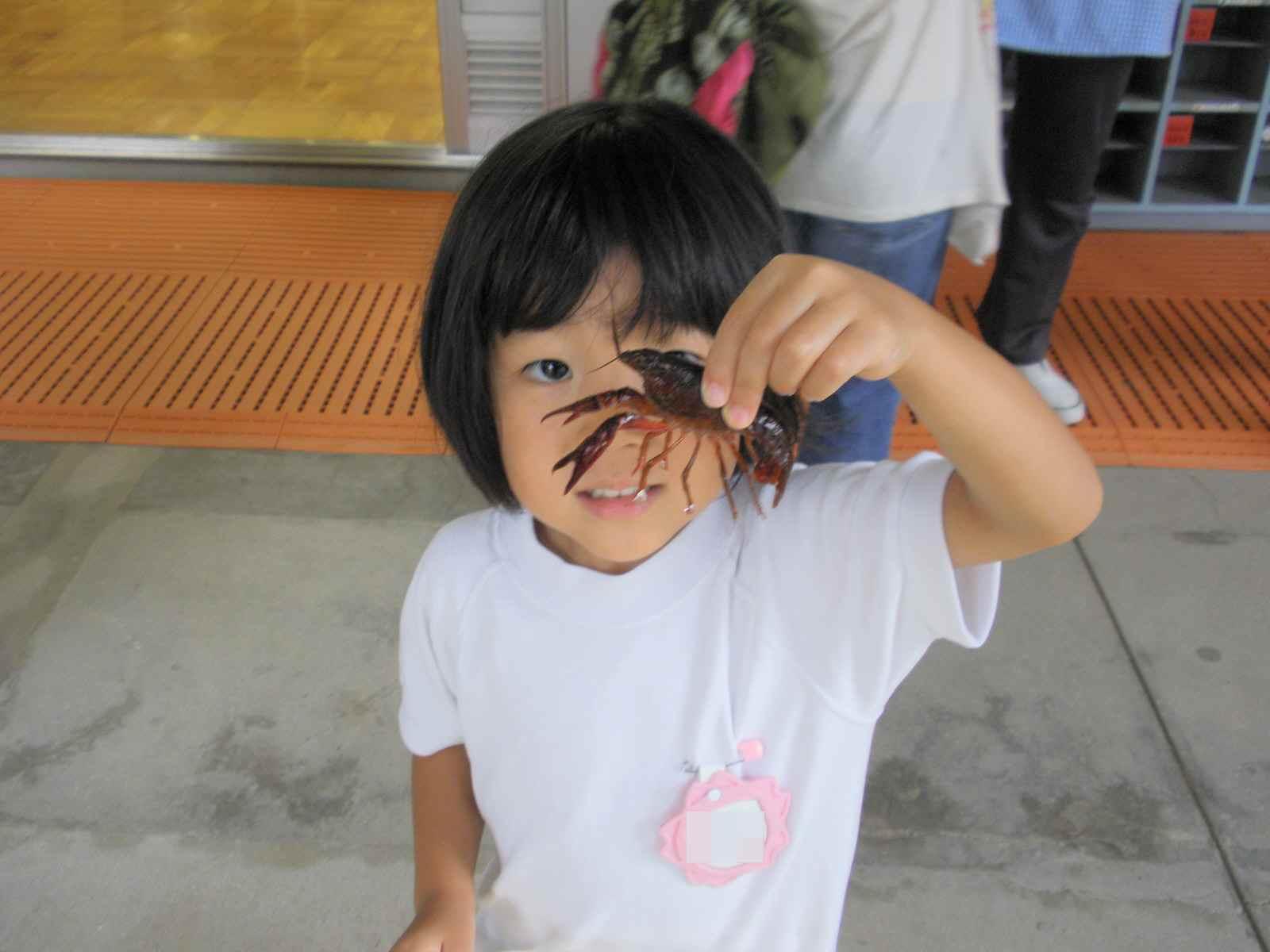 幼稚園の夏まつり。。。_f0096955_1321828.jpg
