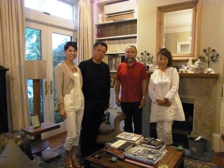東京に居ながらヨーロッパのガーデンライフ 吉谷邸_a0138976_19454427.jpg