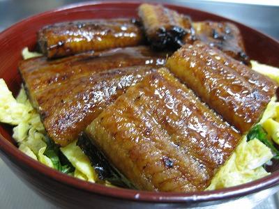 鰻丼♪、お刺身♪_f0116812_8373649.jpg