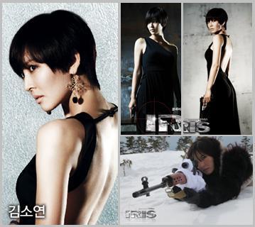 韓国ドラマ アイリスの北朝鮮女工作員 キム・ソンファ_a0033524_22234545.jpg