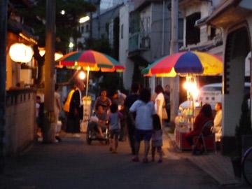 【7月7日(水)】町の小さな祭…。_c0221349_23361462.jpg