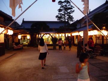 【7月7日(水)】町の小さな祭…。_c0221349_23391695.jpg