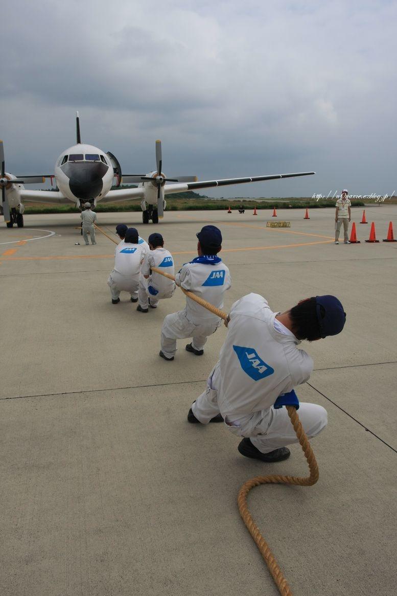 YS-11 in 能登空港_d0152551_20452585.jpg