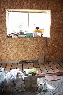 玄関・土間・・・・・ささやかなこだわり(遊び)バリの石 施工_b0137969_20503535.jpg